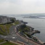 View from Smeaton's Tower Plymouth
