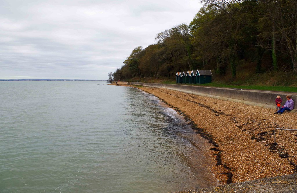 East Cowes Beach - Isle of Wight