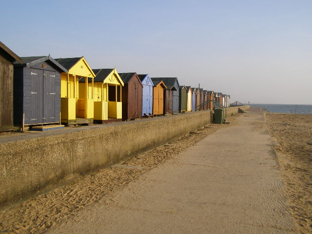 Brightlingsea Beach - Essex