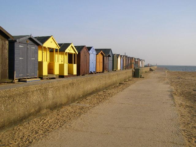 Beach Hut Hire Shoeburyness