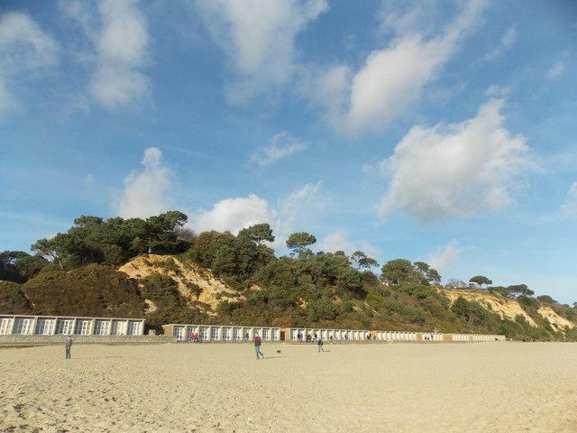 Poole Harbour Tides >> Canford Cliffs Beach (Poole)   Dorset   UK Beach Guide