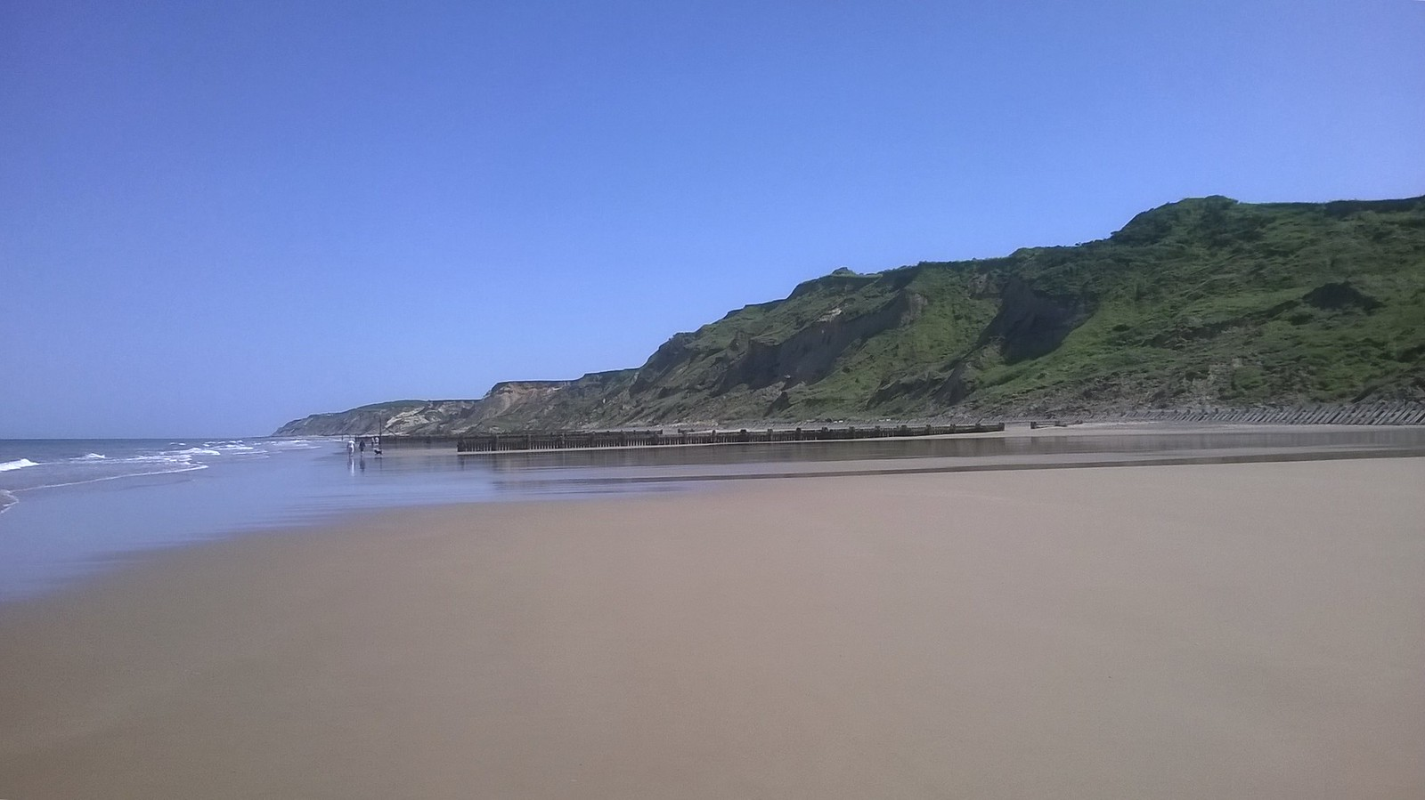 Overstrand Beach - Norfolk