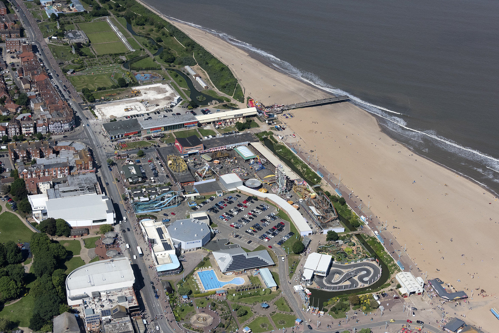 Skegness Beach - Lincolnshire