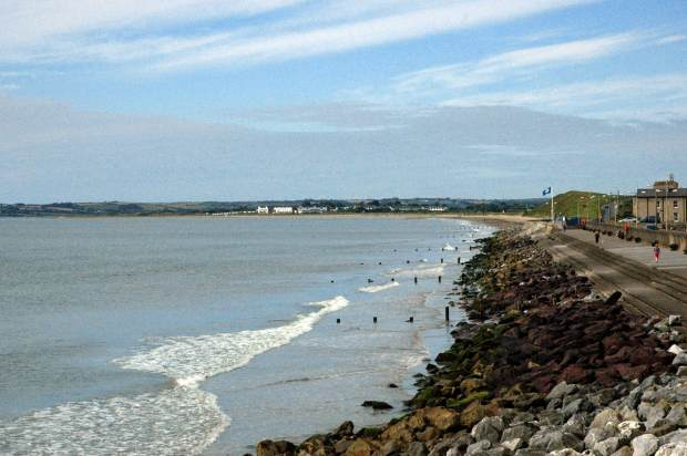 Youghal Front Strand Beach - County Cork
