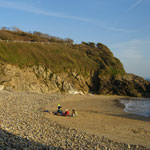 Rotherslade Bay