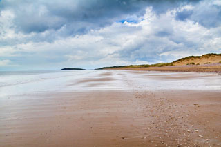 Llangennith Sands Beach