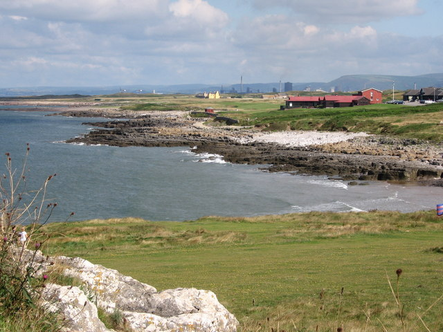 Rest Bay (Porthcawl) - Glamorgan