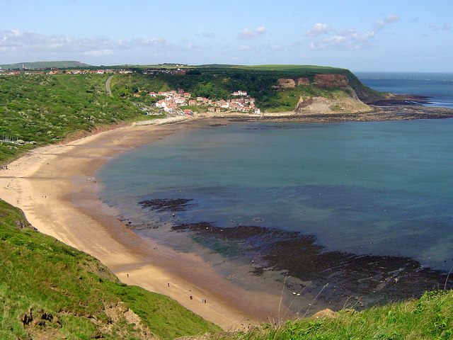 Runswick Bay - Yorkshire