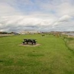 Picnic area at Seafield, Kirkcaldy