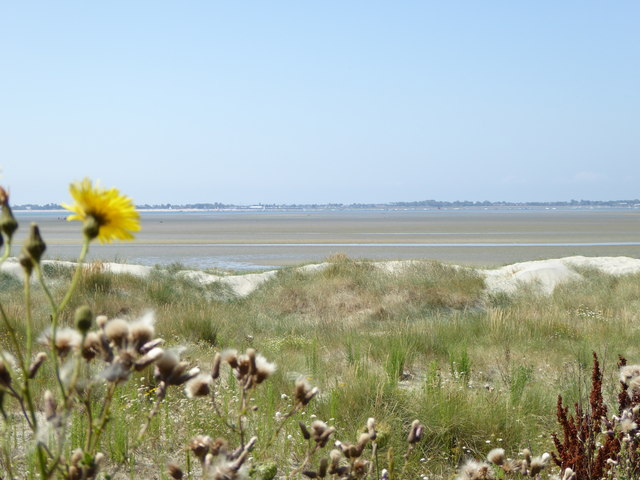 Thorney Island Beach - West Sussex