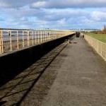 Promenade at Severn Beach