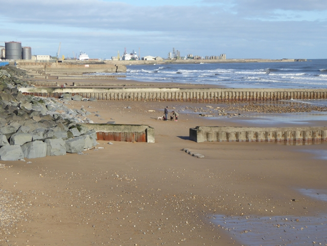 Grangetown Beach - Tyne and Wear