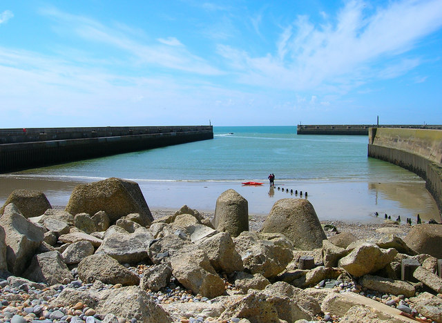 Kingston Beach (Shoreham ) - West Sussex