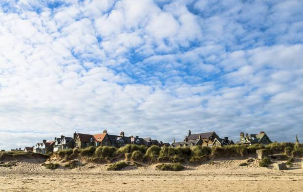 Alnmouth Beach - Northumberland
