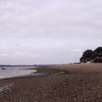 Wrabness beach