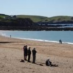 Thurlestone Sand, South Hams, Devon