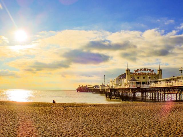 Brighton Beach - East Sussex