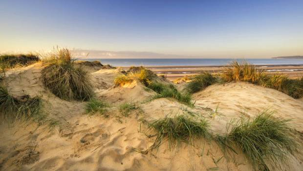 Camber Sands Beach - East Sussex