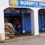 Robert's Fish Bar of Porthcawl