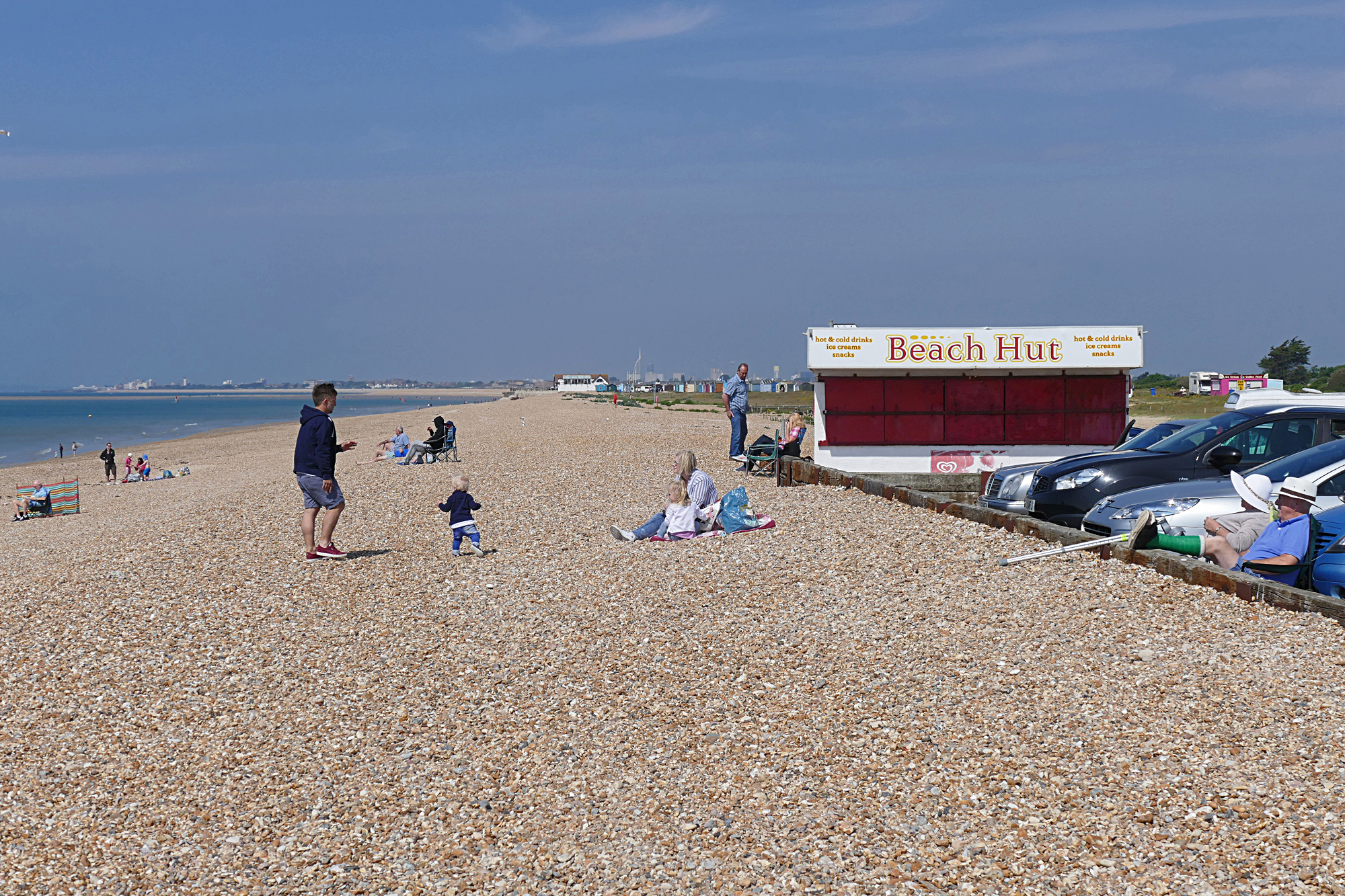 Beachlands - Hayling Island Beach - Hampshire