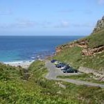 Car Park at Porth Nanven