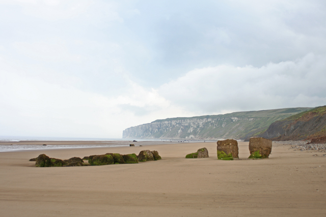 Reighton Sands Beach