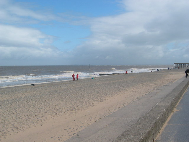 Dog Friendly Beach Morecambe