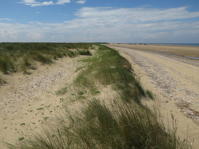 Titchwell Beach - Norfolk