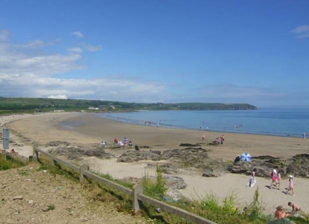 Clonea Beach - County Waterford
