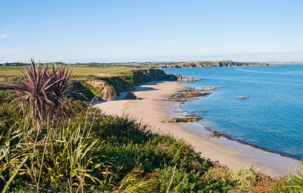 Baginbun Beach - County Wexford