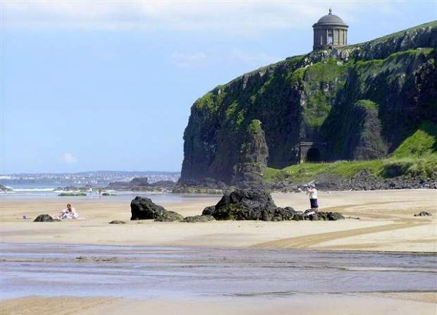 Downhill Strand Beach - County Londonderry
