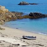 Belvoir Bay, Herm, Guernsey