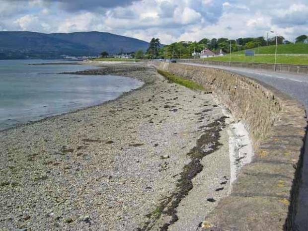 Warrenpoint Beach - County Down