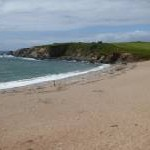 Leas Foot Sand at Thurlestone and Warren Point