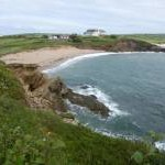 The bay at Leas Foot Sand, Thurlestone