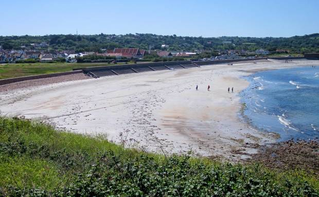 Vazon Beach - Guernsey