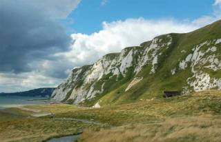 Samphire Hoe Beach