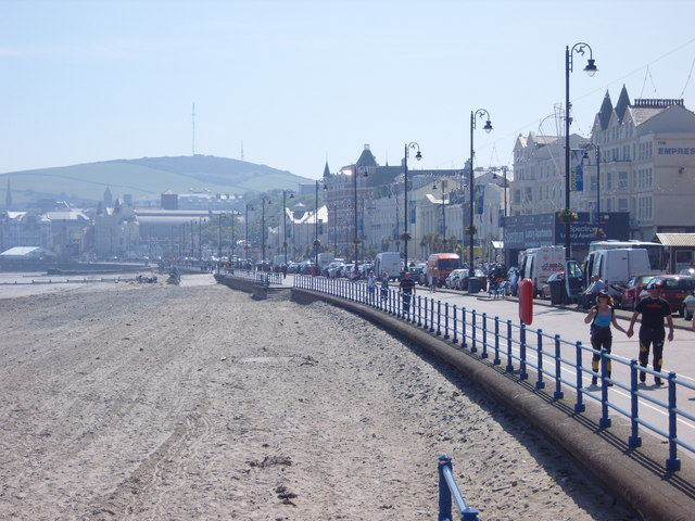 Broadway Beach (Douglas) - Isle of Man