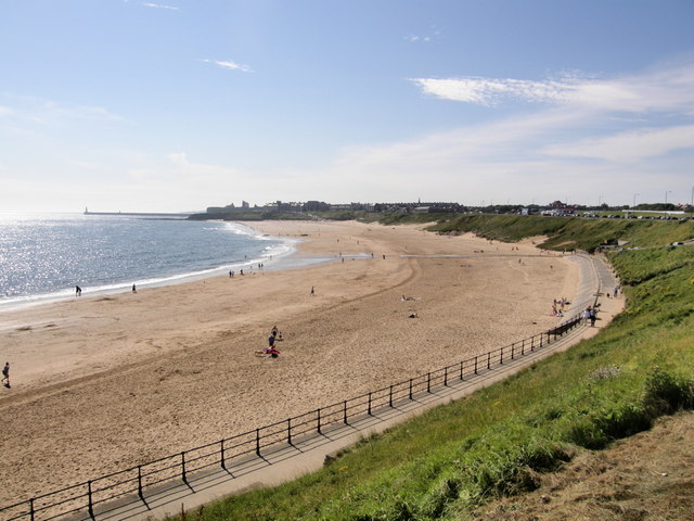 Long Sands North Beach (Tynemouth) - Tyne and Wear