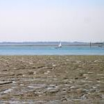 Pilsey Island, Chichester Channel