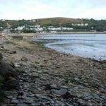 Wdig/Goodwick from the beach