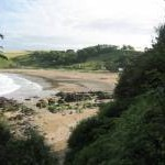 Coldingham Bay from the Coastal Path