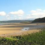 Benllech's Golden Sands