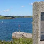 Memorial to the dead of the Burma War, Portscatho