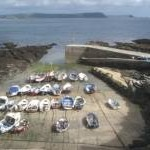 Low tide at Portscatho harbour