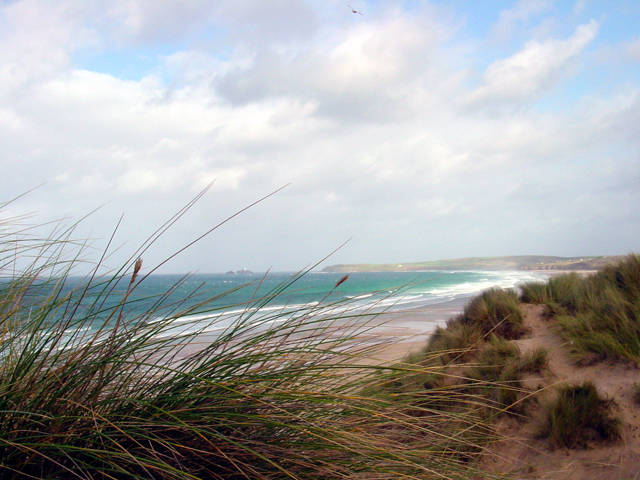 Hayle Towans Beach - Cornwall