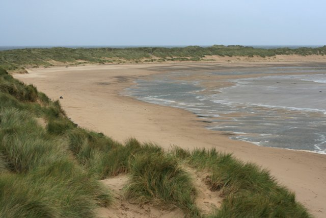 North Gare Beach (Seaton Carew) - County Durham