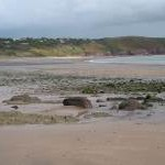 Low Tide at Freshwater East