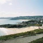 St. Ives: Porth Gwidden and Bamalûz Point