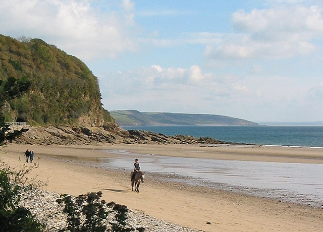 Coppet Hall Beach - Pembrokeshire